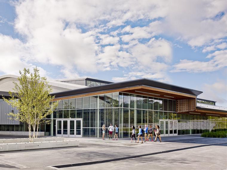 美国米德尔伯里学院沃尔图体育馆