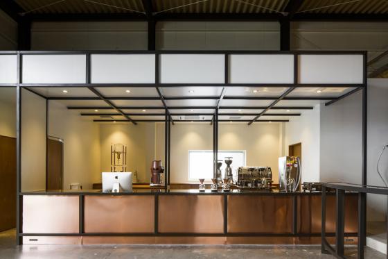 日本R艺术咖啡店内部实景图-日本R艺术咖啡店第5张图片