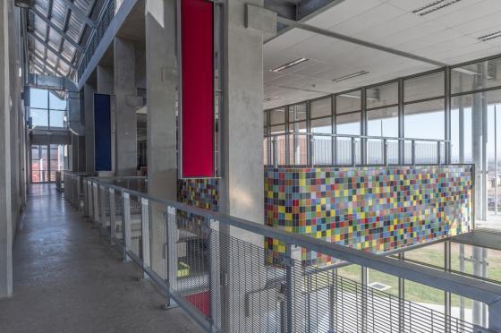南非NMMUBEd基础设施建筑-南非NMMU B Ed基础设施建筑内部实-南非NMMU B Ed基础设施建筑第13张图片