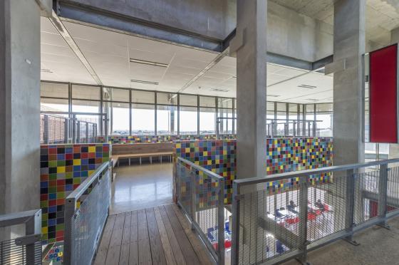 南非NMMUBEd基础设施建筑-南非NMMU B Ed基础设施建筑内部实-南非NMMU B Ed基础设施建筑第19张图片