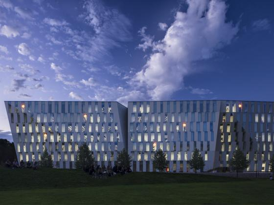 芬兰赫尔辛基OP金融集团总部第1张图片