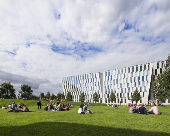 芬兰赫尔辛基OP金融集团总部外部-芬兰赫尔辛基OP金融集团总部第2张图片