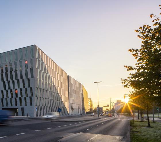 芬兰赫尔辛基OP金融集团总部外部-芬兰赫尔辛基OP金融集团总部第3张图片