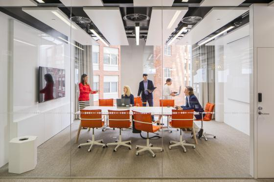 芬兰赫尔辛基OP金融集团总部内部-芬兰赫尔辛基OP金融集团总部第6张图片