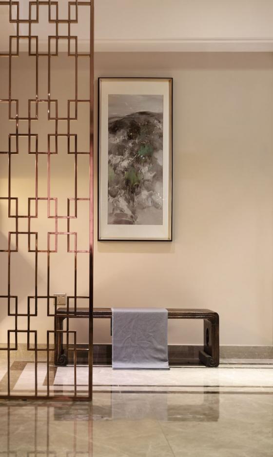 深圳素雅风格的住宅室内实景图-深圳素雅风格的住宅第2张图片