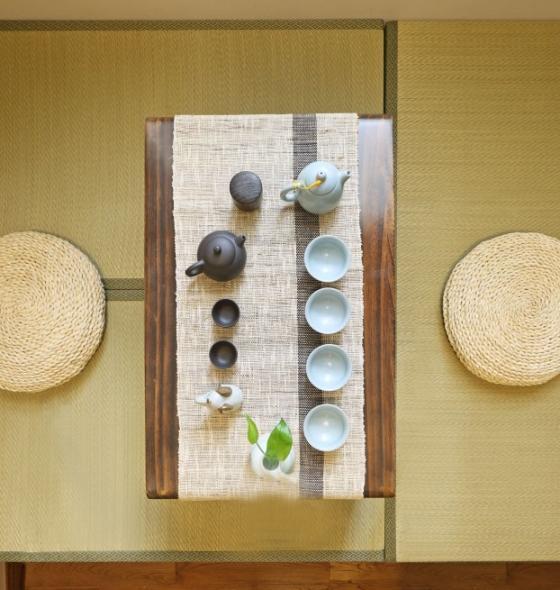 深圳素雅风格的住宅室内实景图-深圳素雅风格的住宅第5张图片