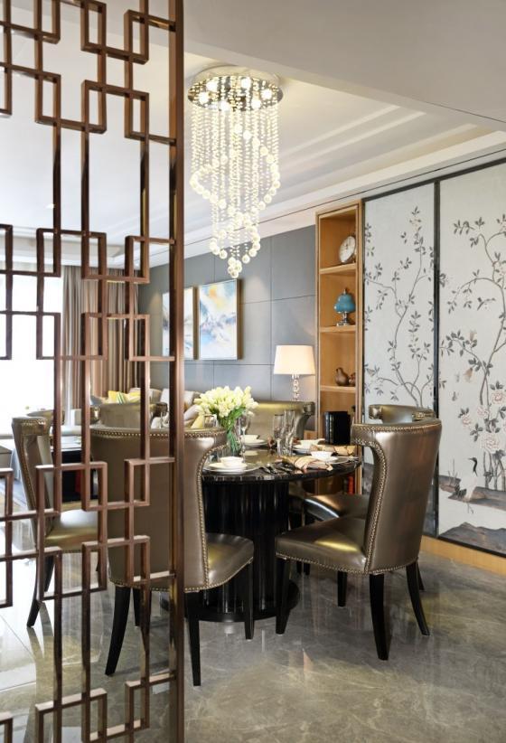 深圳素雅风格的住宅室内实景图-深圳素雅风格的住宅第7张图片