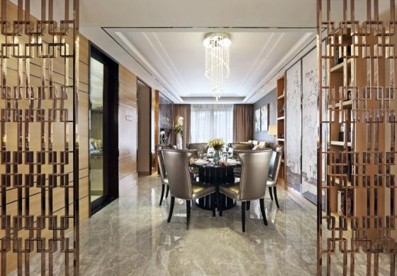 深圳素雅风格的住宅室内实景图-深圳素雅风格的住宅第6张图片