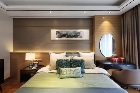 深圳素雅风格的住宅室内实景图-深圳素雅风格的住宅第14张图片