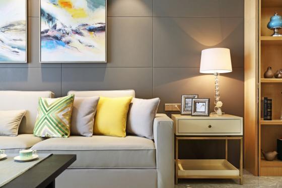 深圳素雅风格的住宅室内实景图-深圳素雅风格的住宅第18张图片