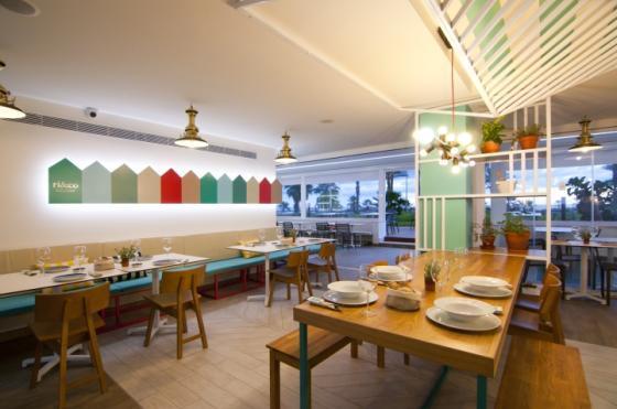 西班牙Ri&CoBistró餐厅-西班牙Ri&Co Bistró餐厅室内实景-西班牙Ri&Co Bistró餐厅第2张图片