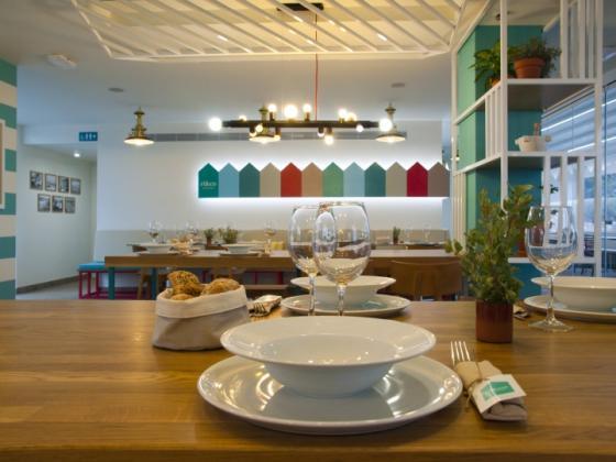 西班牙Ri&CoBistró餐厅-西班牙Ri&Co Bistró餐厅室内实景-西班牙Ri&Co Bistró餐厅第3张图片