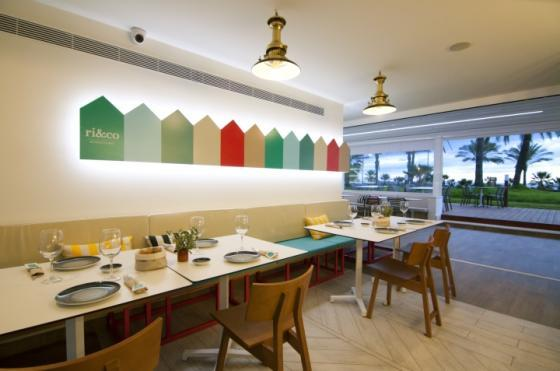 西班牙Ri&CoBistró餐厅-西班牙Ri&Co Bistró餐厅室内实景-西班牙Ri&Co Bistró餐厅第5张图片