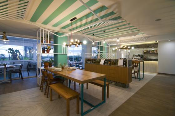 西班牙Ri&CoBistró餐厅-西班牙Ri&Co Bistró餐厅室内实景-西班牙Ri&Co Bistró餐厅第12张图片