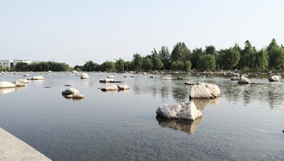 唐山地震遗址纪念公园外部实景图-唐山地震遗址纪念公园第3张图片