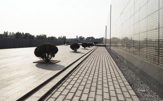 唐山地震遗址纪念公园外部实景图-唐山地震遗址纪念公园第11张图片