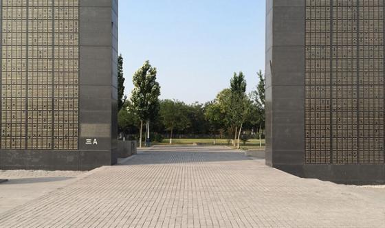 唐山地震遗址纪念公园外部实景图-唐山地震遗址纪念公园第10张图片
