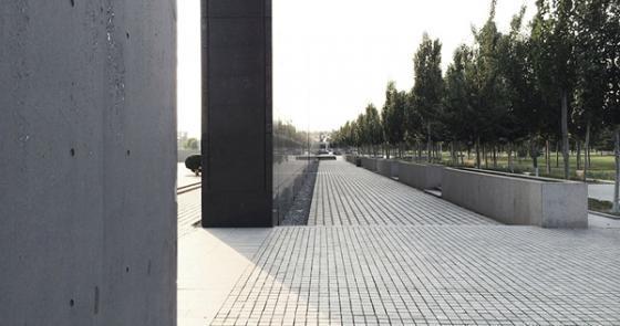 唐山地震遗址纪念公园外部实景图-唐山地震遗址纪念公园第13张图片