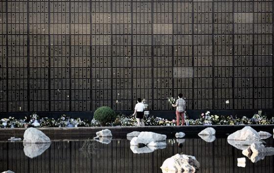 唐山地震遗址纪念公园外部实景图-唐山地震遗址纪念公园第12张图片