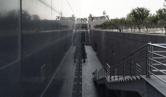 唐山地震遗址纪念公园外部实景图-唐山地震遗址纪念公园第14张图片