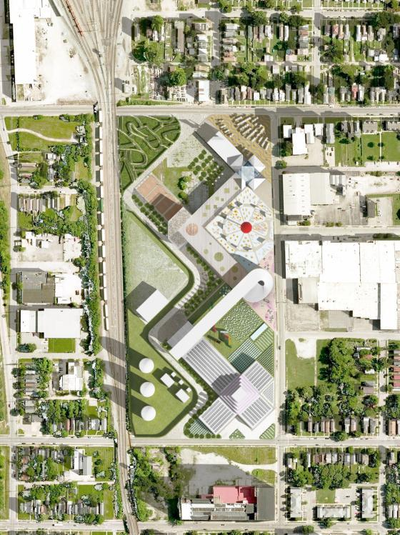 美国Louisville食品运输港口效果-美国Louisville食品运输港口第3张图片