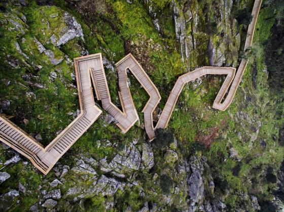 葡萄牙Paiva盘山小径第1张图片