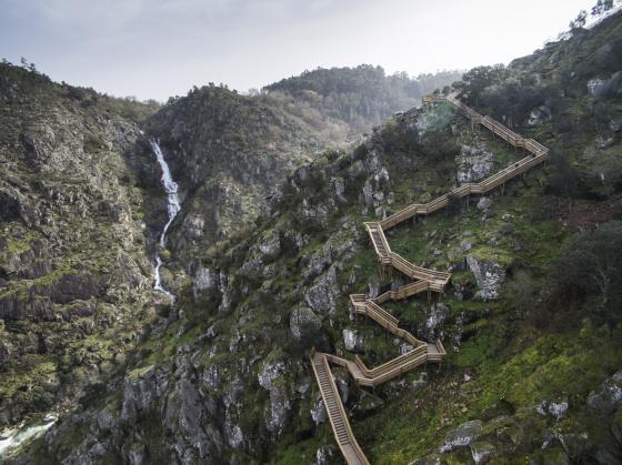 葡萄牙Paiva盘山小径外部实景图-葡萄牙Paiva盘山小径第3张图片
