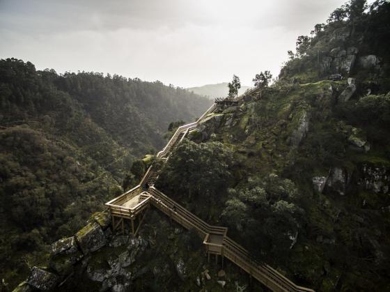 葡萄牙Paiva盘山小径外部实景图-葡萄牙Paiva盘山小径第5张图片