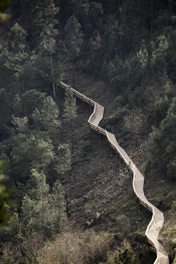 葡萄牙Paiva盘山小径外部实景图-葡萄牙Paiva盘山小径第11张图片