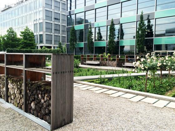 瑞士诺华制药公司药用植物园外部-瑞士诺华制药公司药用植物园第2张图片