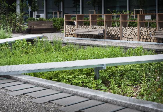 瑞士诺华制药公司药用植物园外部-瑞士诺华制药公司药用植物园第8张图片