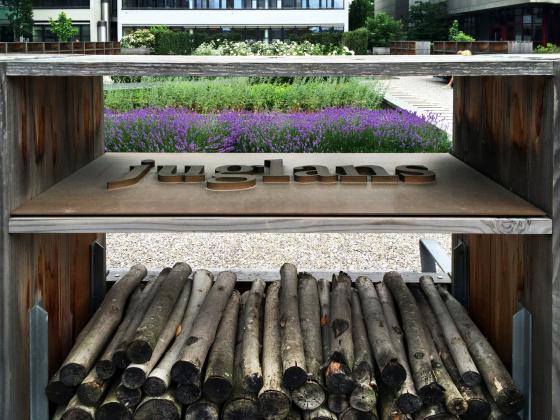 瑞士诺华制药公司药用植物园外部-瑞士诺华制药公司药用植物园第22张图片