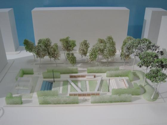 瑞士诺华制药公司药用植物园模型-瑞士诺华制药公司药用植物园第26张图片