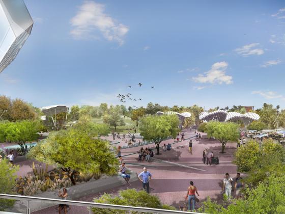 美国凤凰城Hance公园的改造第1张图片