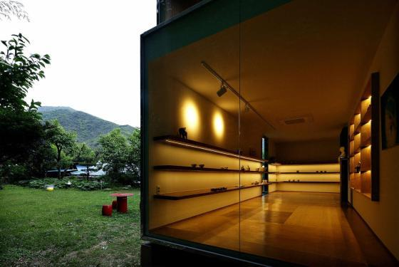 韩国JungGil-Young艺术画廊-韩国Jung Gil-Young艺术画廊外部-韩国Jung Gil-Young艺术画廊第8张图片