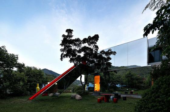韩国JungGil-Young艺术画廊-韩国Jung Gil-Young艺术画廊外部-韩国Jung Gil-Young艺术画廊第9张图片