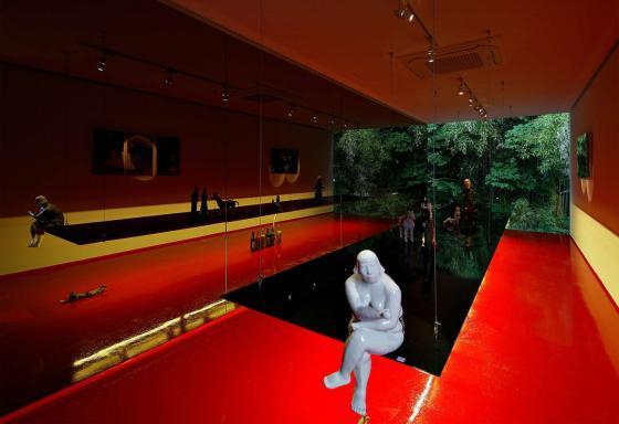 韩国JungGil-Young艺术画廊-韩国Jung Gil-Young艺术画廊内部-韩国Jung Gil-Young艺术画廊第27张图片