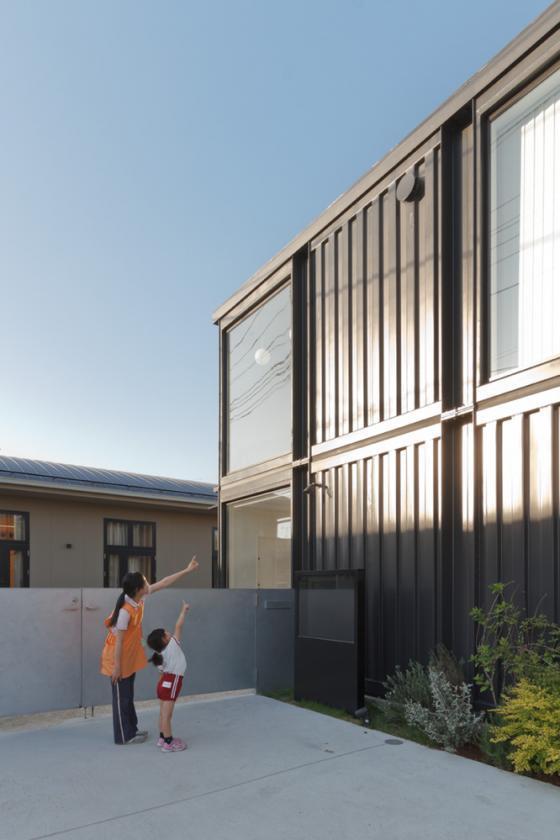 日本OA幼儿园外部实景图-日本OA幼儿园第7张图片