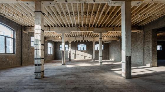 上海新泰仓库改造项目内部实景图-上海新泰仓库改造项目第5张图片