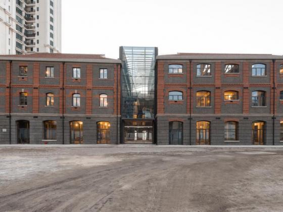 上海新泰仓库改造项目第1张图片