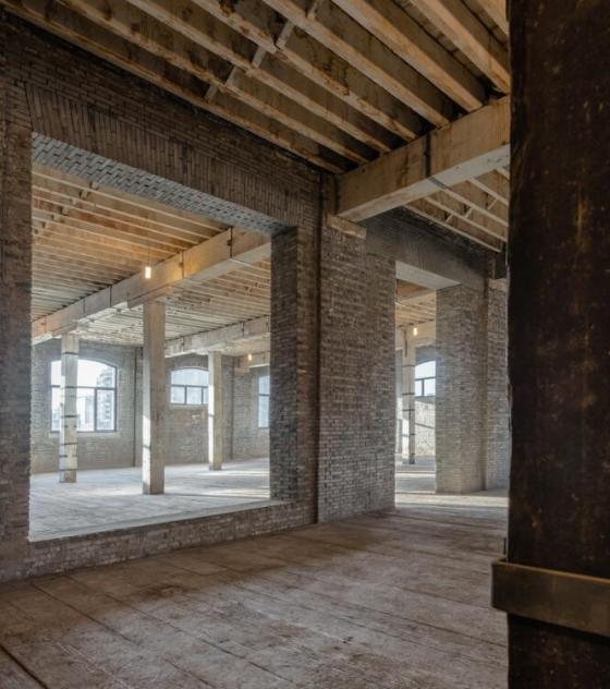 上海新泰仓库改造项目内部实景图-上海新泰仓库改造项目第6张图片