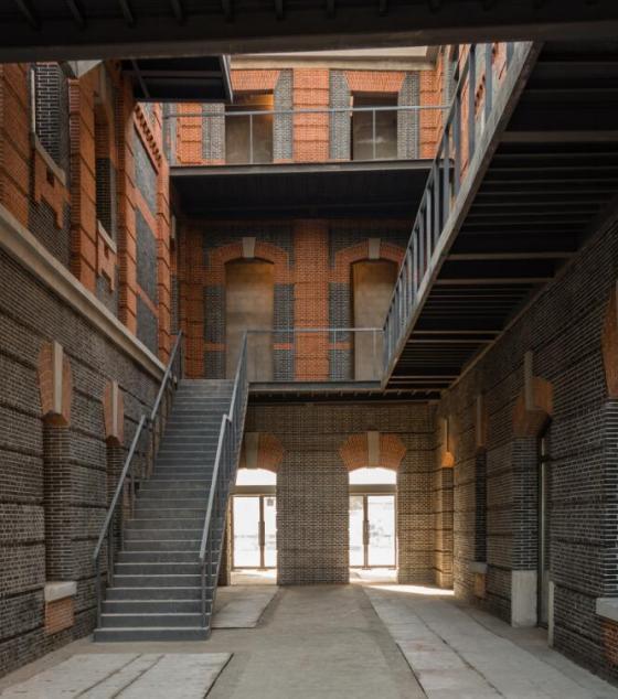 上海新泰仓库改造项目内部实景图-上海新泰仓库改造项目第9张图片