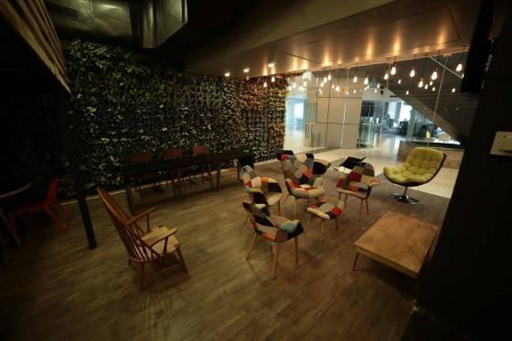 印度Innov8\\\'s联合办公空间-印度Innov8's联合办公空间室内实-印度Innov8's联合办公空间第6张图片
