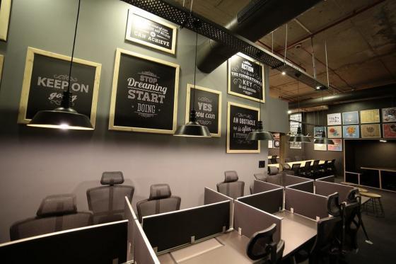 印度Innov8\\\'s联合办公空间-印度Innov8's联合办公空间室内实-印度Innov8's联合办公空间第3张图片