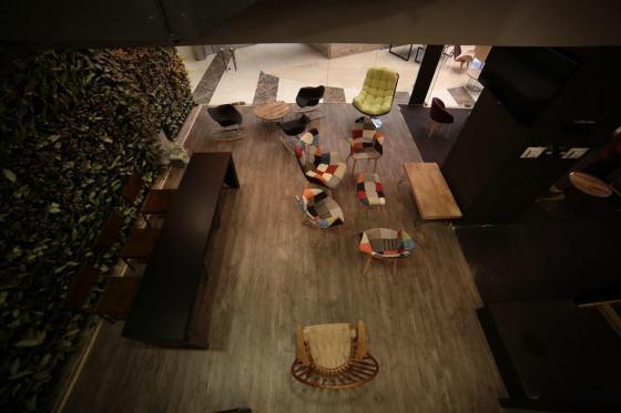 印度Innov8\\\'s联合办公空间-印度Innov8's联合办公空间室内实-印度Innov8's联合办公空间第7张图片