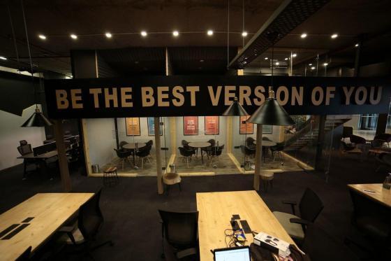 印度Innov8\\\'s联合办公空间-印度Innov8's联合办公空间室内实-印度Innov8's联合办公空间第8张图片