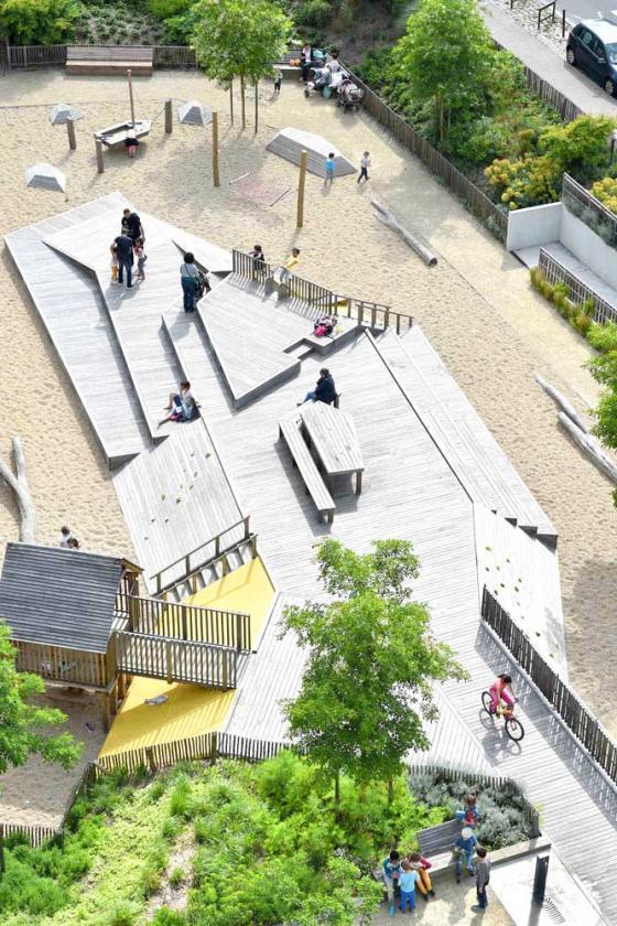法国JacquesdeBollardiere广场-法国Jacques de Bollardiere广场-法国Jacques de Bollardiere广场第9张图片