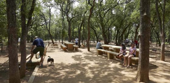 美国Hardberger公园外部实景图-美国Hardberger公园第5张图片