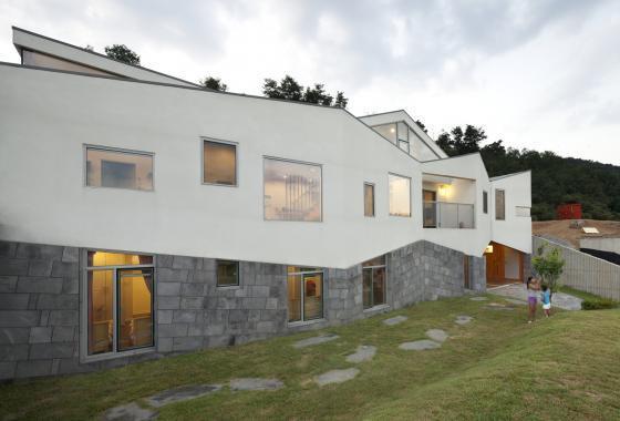 韩国全景住宅外部实景图-韩国全景住宅第3张图片