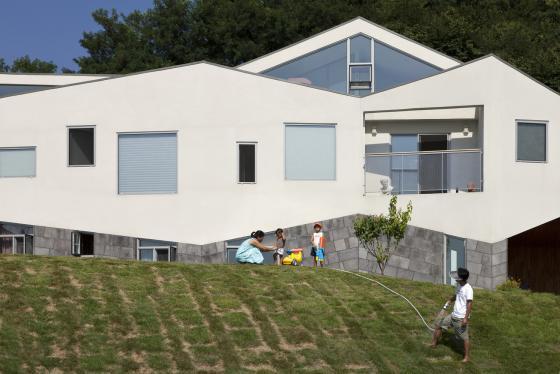 韩国全景住宅外部实景图-韩国全景住宅第4张图片
